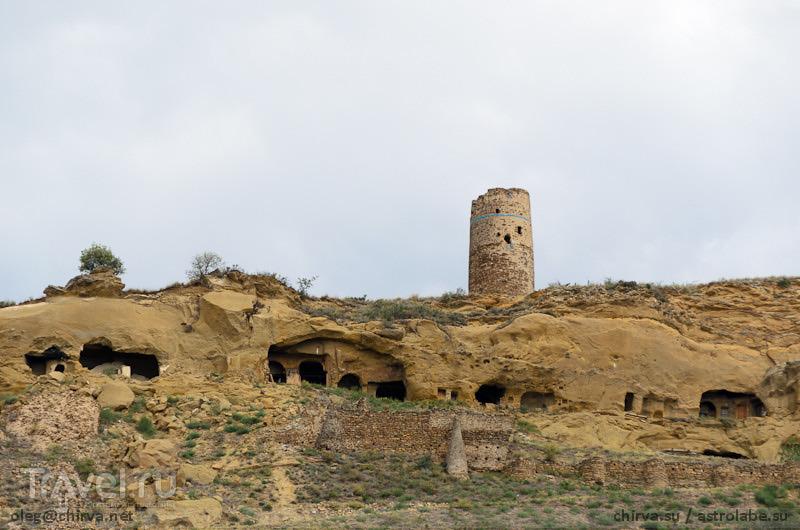 Пещерный монастырь Натлисмцемели, Грузия / Фото из Грузии