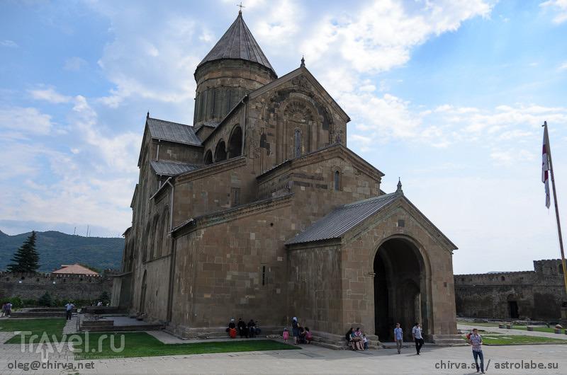 Храм Светицховели, Грузия / Фото из Грузии