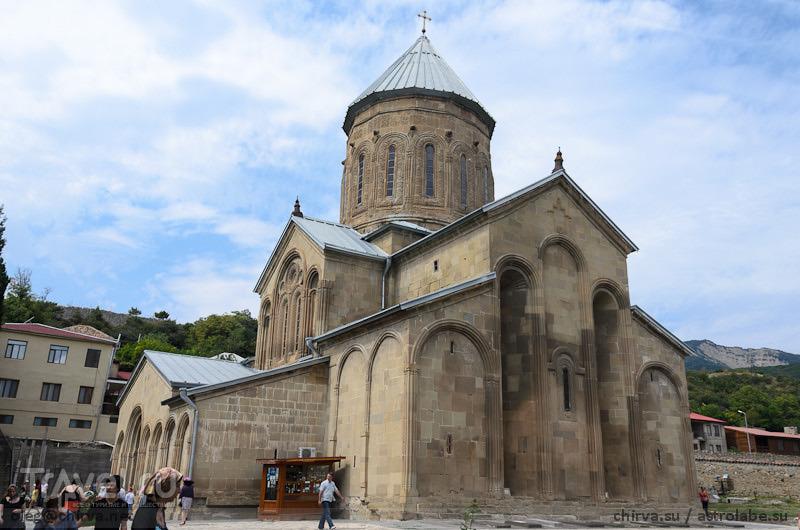 Монастырь Самтавро, Грузия / Фото из Грузии