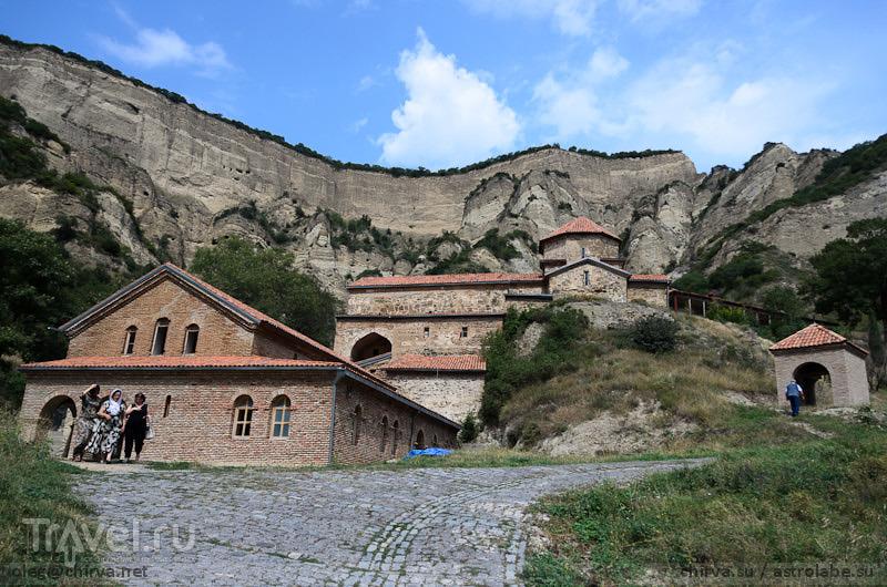 Шио-Мгвимский монастырь, Грузия / Фото из Грузии