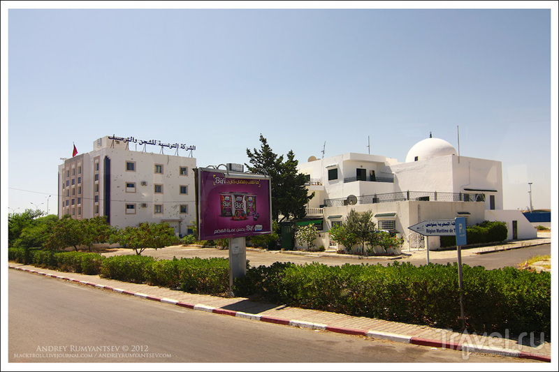 Арабская сказка - Ла-Гулетт (Хальк-эль-Уэд) / Фото из Туниса