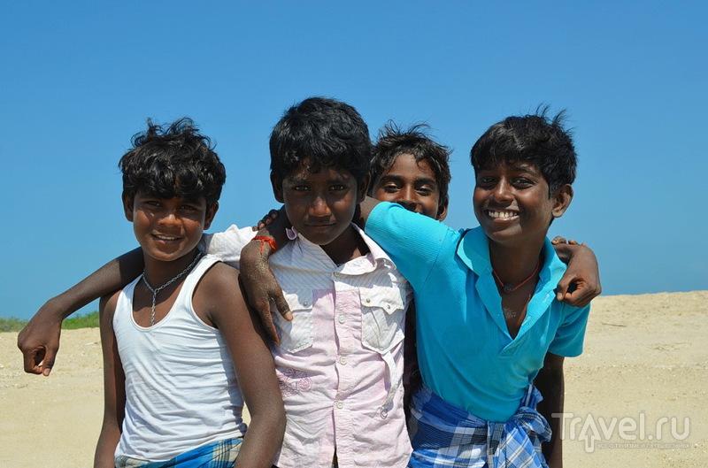 Рамешварам и Данушкоди / Фото из Индии