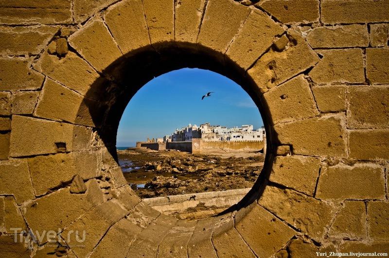 Город Эс-Сувейра, Марокко / Фото из Марокко