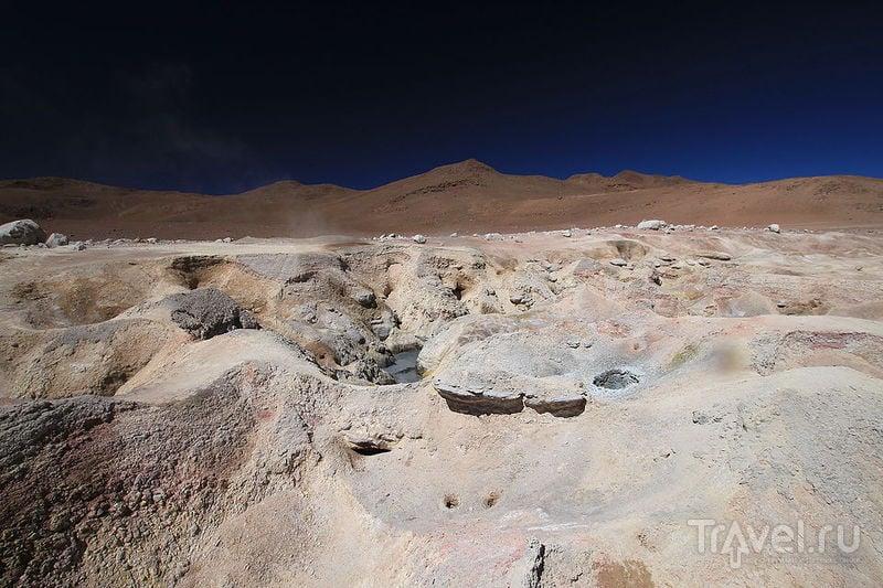 Соль-де-Маньяна, Боливия / Фото из Боливии