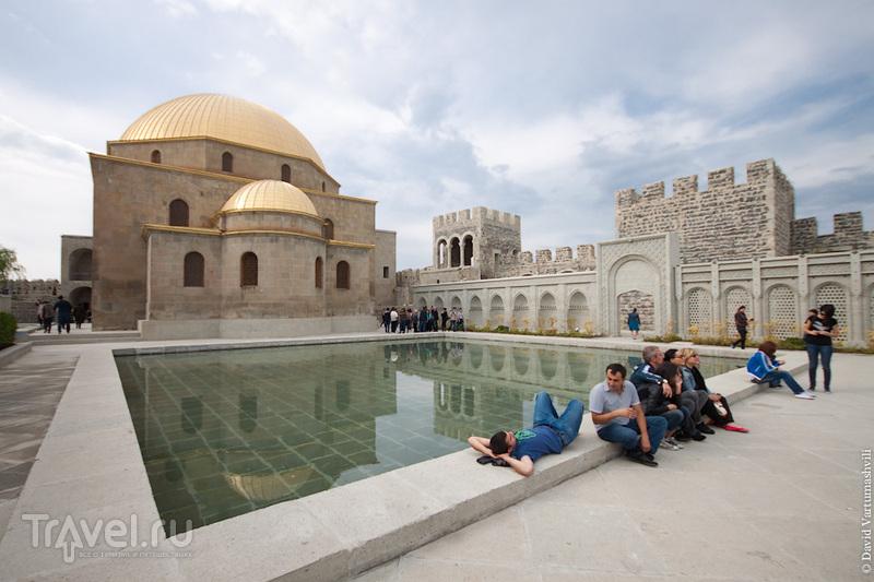Мечеть Ахмедие в Ахалцихе, Грузия / Фото из Грузии