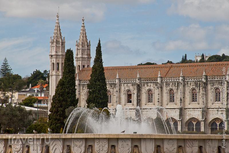 Монастырь Жеронимуш в Лиссабоне, Португалия / Фото из Португалии