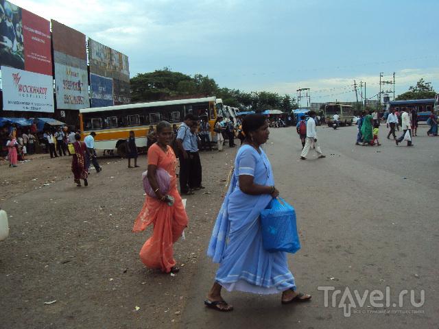 Самый дешевый и самый веселый транспорт в Гоа / Индия