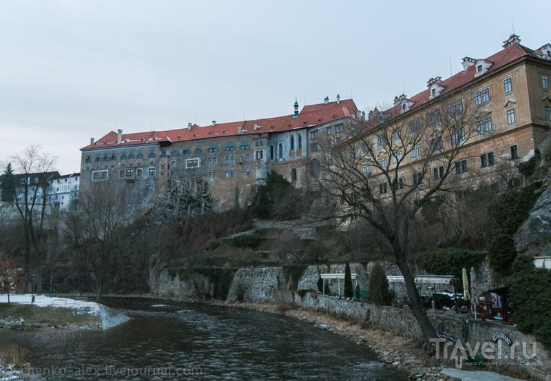 Чехия. Чески-Крумлов / Фото из Чехии