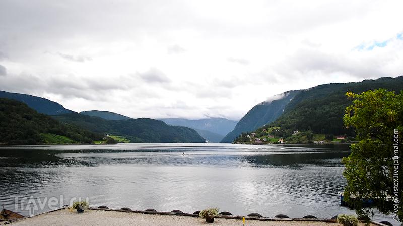 В Ульвике, Норвегия / Фото из Норвегии