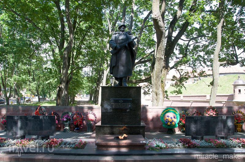 Замки: Мир и Несвиж / Фото из Белоруссии