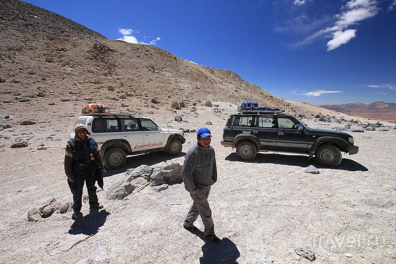 Фотозаметки. Вулкан Утурунку, Боливия / Фото из Боливии