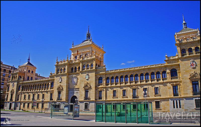 Кавалерийская академия в Вальядолиде, Испания / Фото из Испании