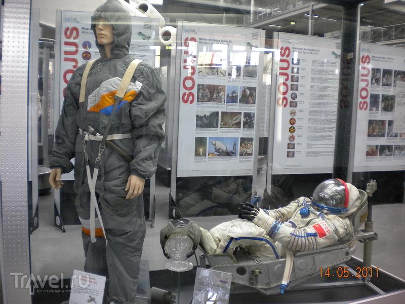 Музей техники в Шпайере (Technik-Museum Speyer) / Германия
