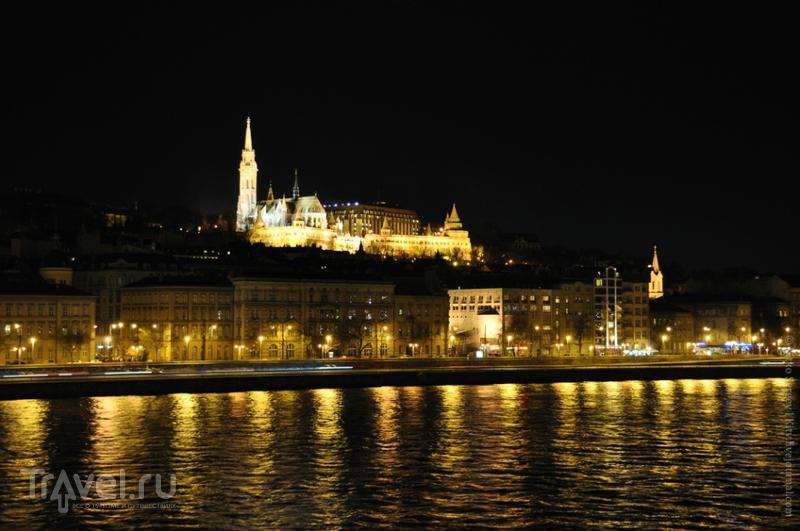 Рыбацкий бастион и церковь Матьяша в Будапеште, Венгрия / Фото из Венгрии