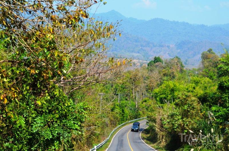 Водопад Ти-Ло-Су (Таиланд) / Таиланд