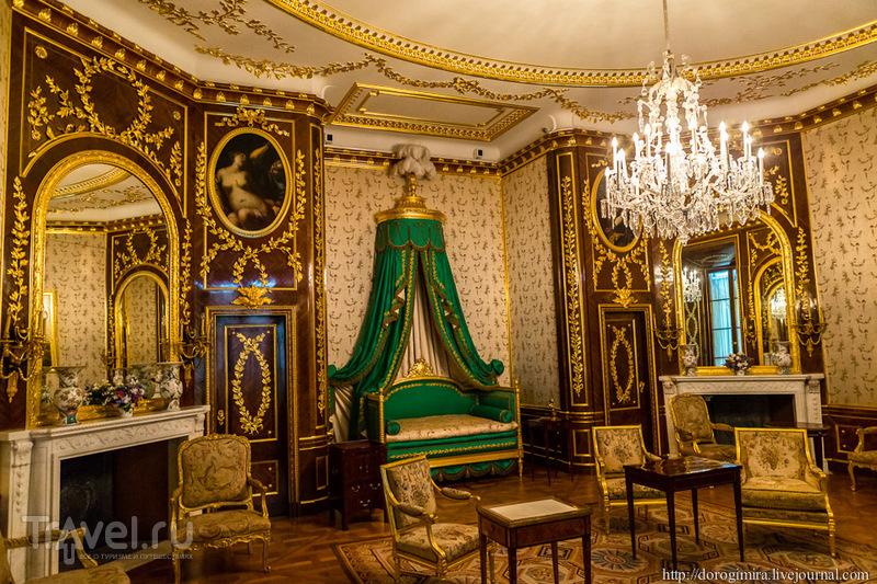 Королевский замок в Варшаве / Фото из Польши