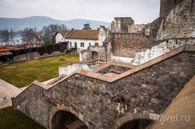 Мраморный дворец в Вышеграде, Венгрия / Фото из Венгрии