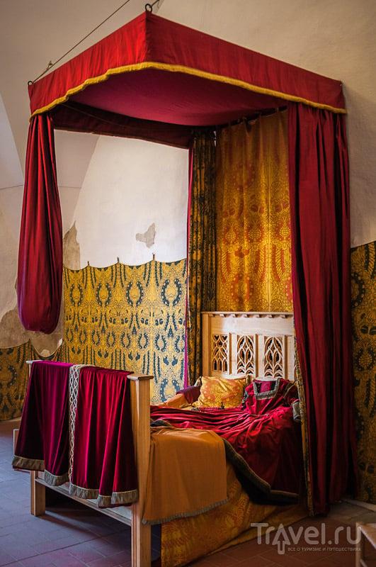 Вышеград: Мраморный дворец, Верхний замок и башня Соломона / Фото из Венгрии