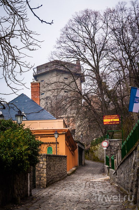 Башня Соломона в Вышеграде, Венгрия / Фото из Венгрии