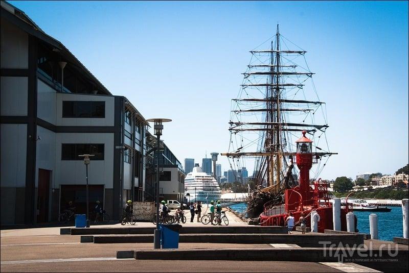 Cockle Bay в Сиднее, Австралия / Фото из Австралии