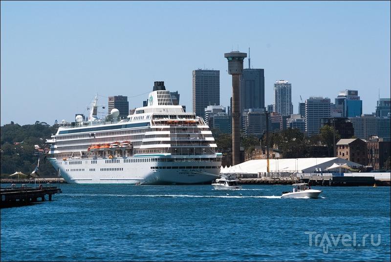 Сидней: Darling Harbour, рыбный рынок и китайский сад / Фото из Австралии