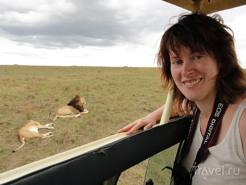 Масаи-Мара, Кения / Кения