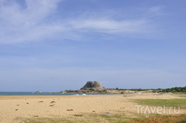Шри-Ланка. От  форта  Galle до Tissamaharamaya / Шри-Ланка