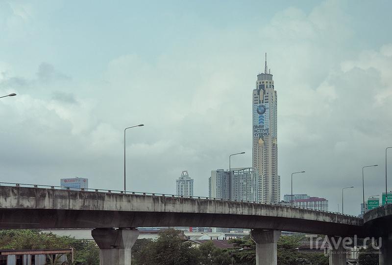 Baiyoke sky в Бангкоке, Таиланд / Фото из Таиланда