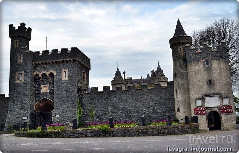 Замок Киллилеф (Killyleagh Castle), Северная Ирландия / Фото из Великобритании