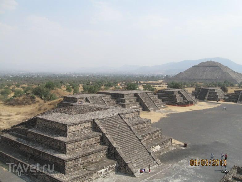 Мексика. Теотиуакан / Мексика