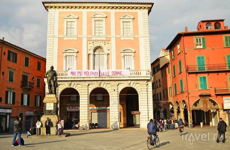 Пиза. Город с площадью чудес / Фото из Италии