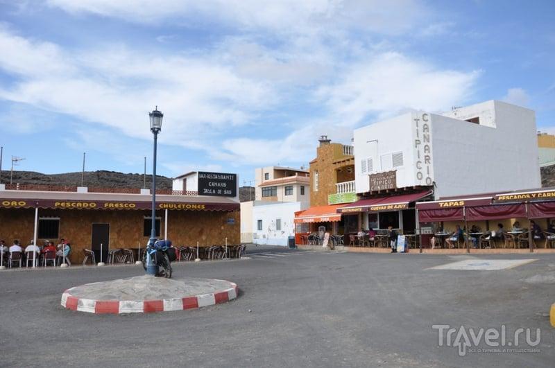 Побывать в Ахуе и... преисполниться восторгом! / Испания