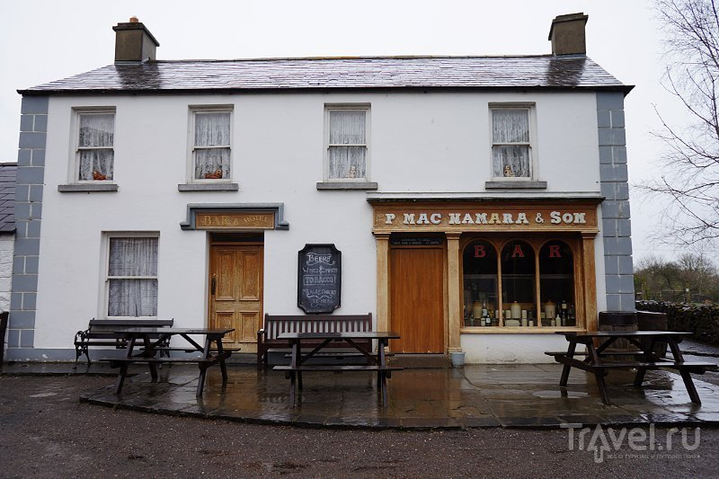 Сборная ирландская деревня / Ирландия