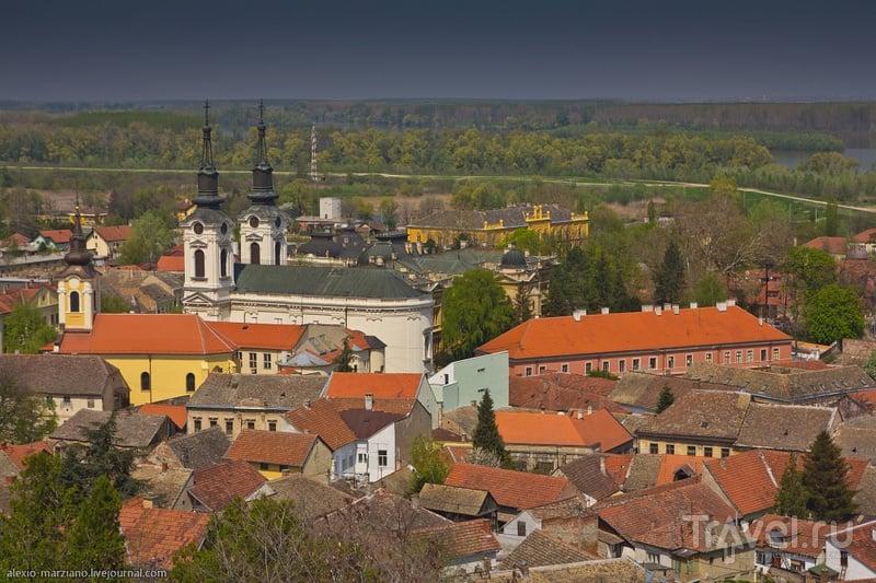 В городе Сремски-Карловци, Сербия / Фото из Сербии