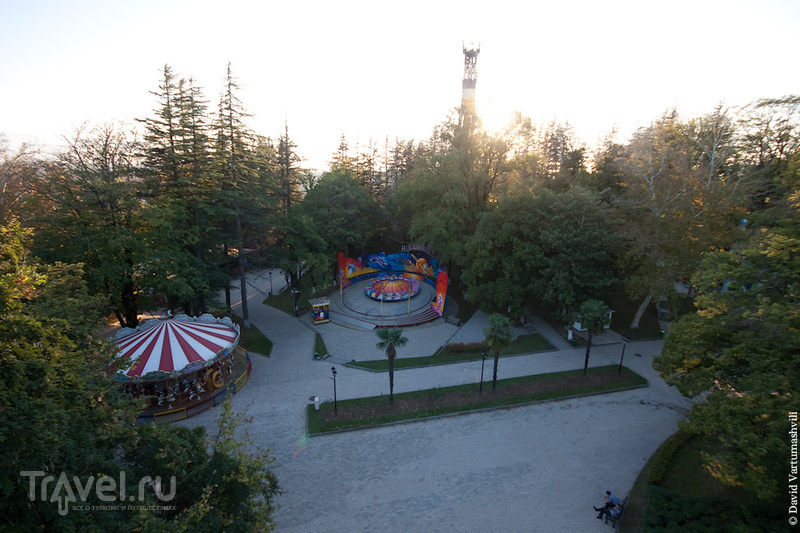 Кутаиси. Взгляд сверху / Фото из Грузии