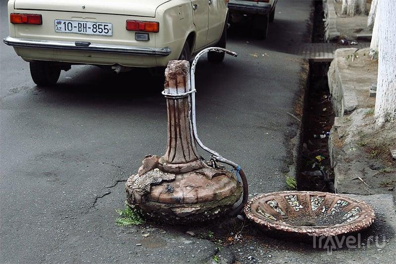 В городе Закаталы, Азербайджан / Фото из Азербайджана