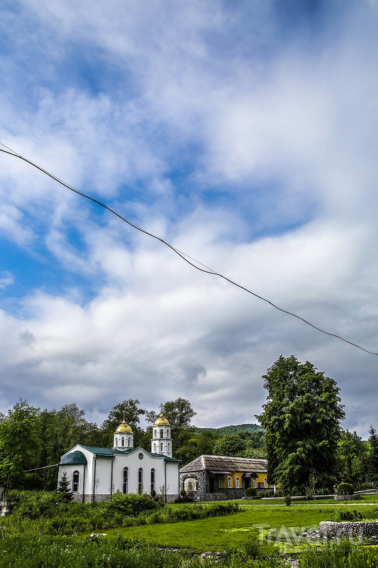 Цей. Северная Осетия / Фото из России