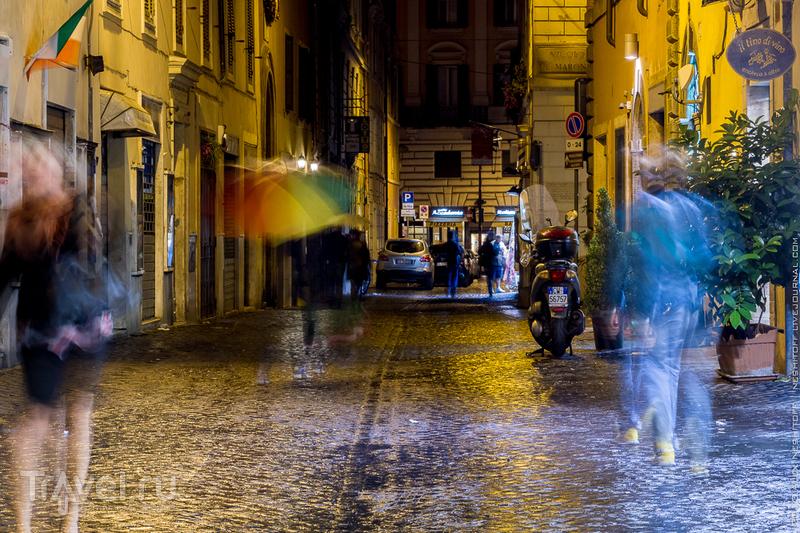 Римские каникулы. Организация поездки / Италия
