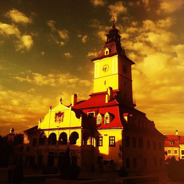 Каса-Сфатулуй - музей истории в Брашове, Румыния / Фото из Румынии
