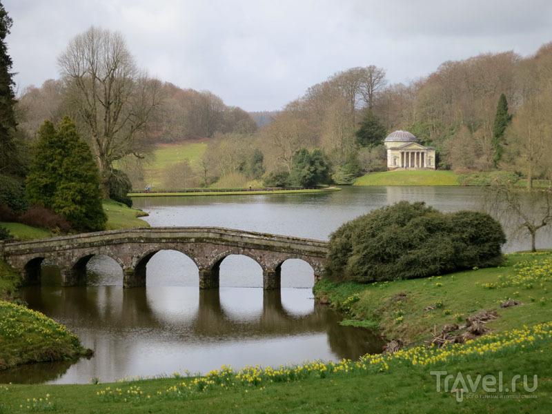 Поместье Стоурхед в графстве Уилтшир, Великобритания / Фото из Великобритании