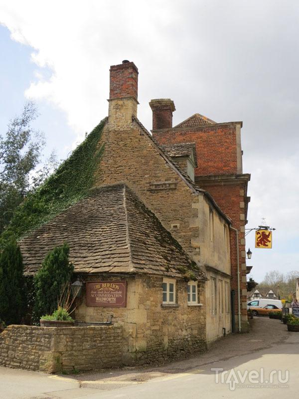 Деревушка Лакок, Великобритания / Фото из Великобритании