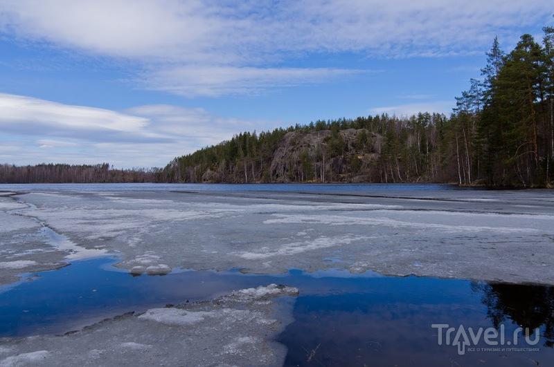 Озеро Ястребиное, Россия / Фото из России