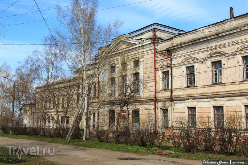 Дом купца Попова в Алатыре, Россия / Фото из России
