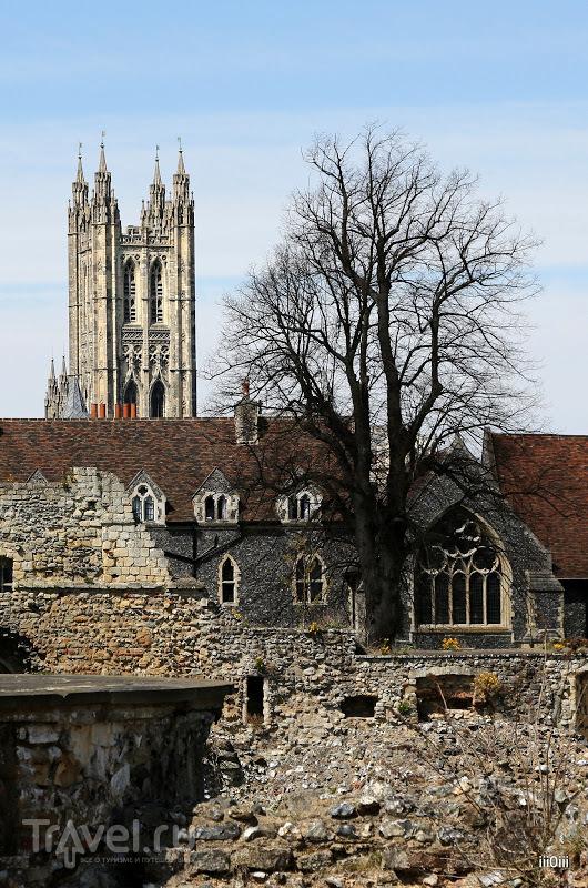 Кентерберийский собор / Великобритания