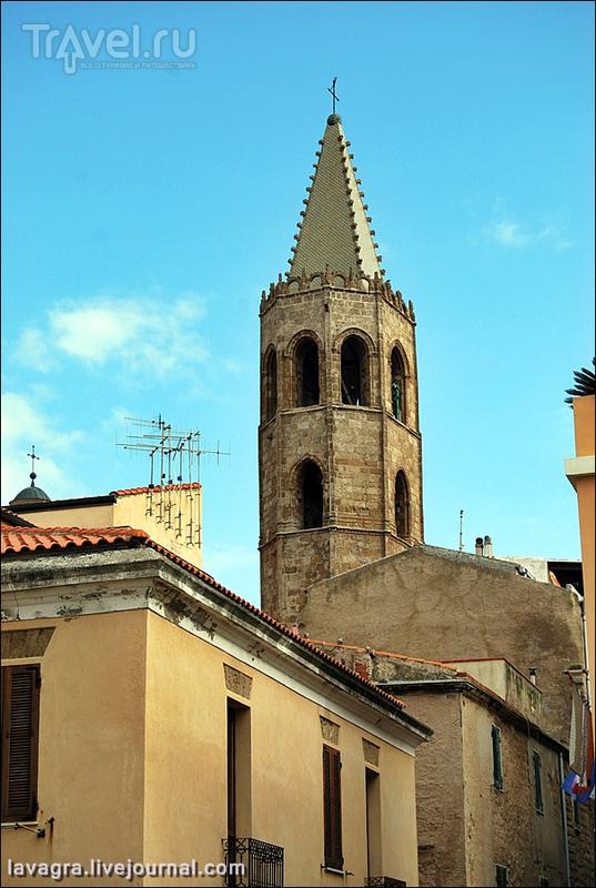 """Альгеро - """"маленькая Барселона"""" Сардинии / Италия"""