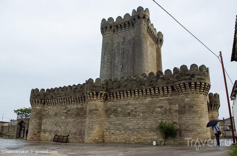 Большая Мардакянская крепость в селении Мардакян, Азербайджан / Фото из Азербайджана