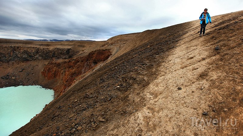 """Эскьюватн и Вити - жемчужины исландского """"центра пустоты"""" / Фото из Исландии"""