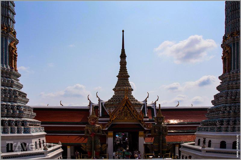 Храмовый комплекс в Бангкоке,Таиланд / Фото из Таиланда