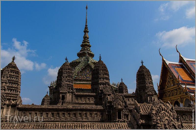 Храмовый комплекс Изумрудного Будды / Фото из Таиланда