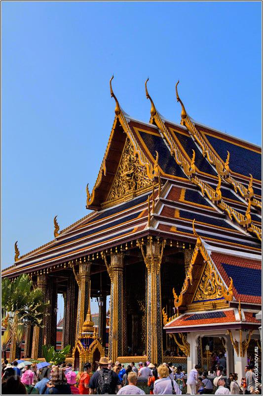 """Ват Пра Кео - """"Храм Изумрудного Будды"""" в Бангкоке,Таиланд / Фото из Таиланда"""